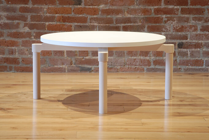 Cylinder Coffee Table