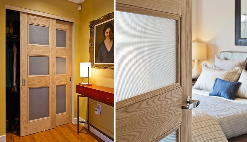 Custom Passage Doors