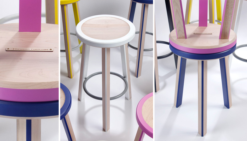 Trio Stool Infusion Furniture