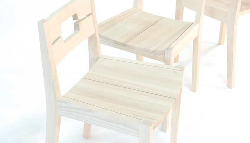 K U0026 A Dining Chair