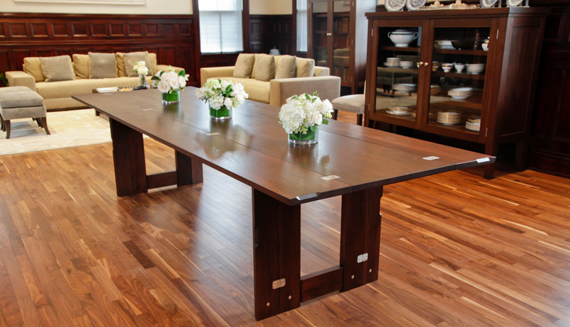 console & dining table – infusion furniture