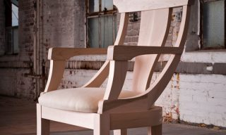 Jersey Chair closeup - Infusion Furniture