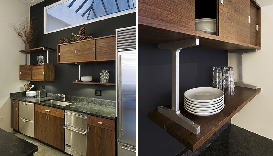 Custom Kitchen Cabinets as Fine Furniture - Infusion Furniture