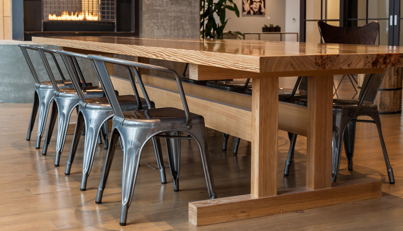 315a Communal Table Infusion Furniture