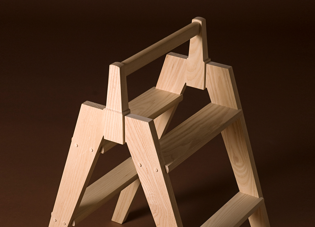 Kitchen Step Stool - Infusion Furniture