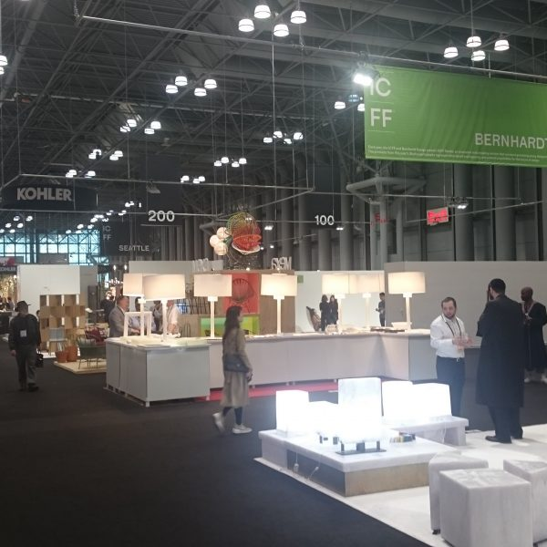 ICFF 2017 Exhibition Hall