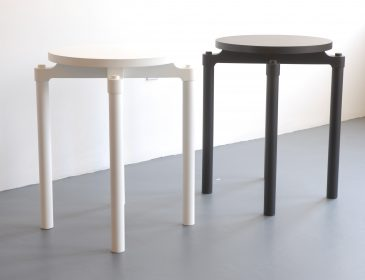 Cylinder Side Table - Infusion Furniture