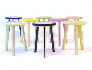 Trio Stools - Short - Infusion Furniture