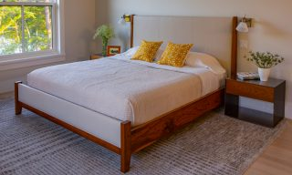 Great Meadows Bed - Infusion Furniture